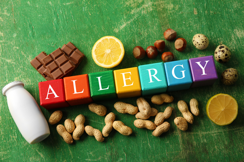 IgE  - allergiavizsgálatok